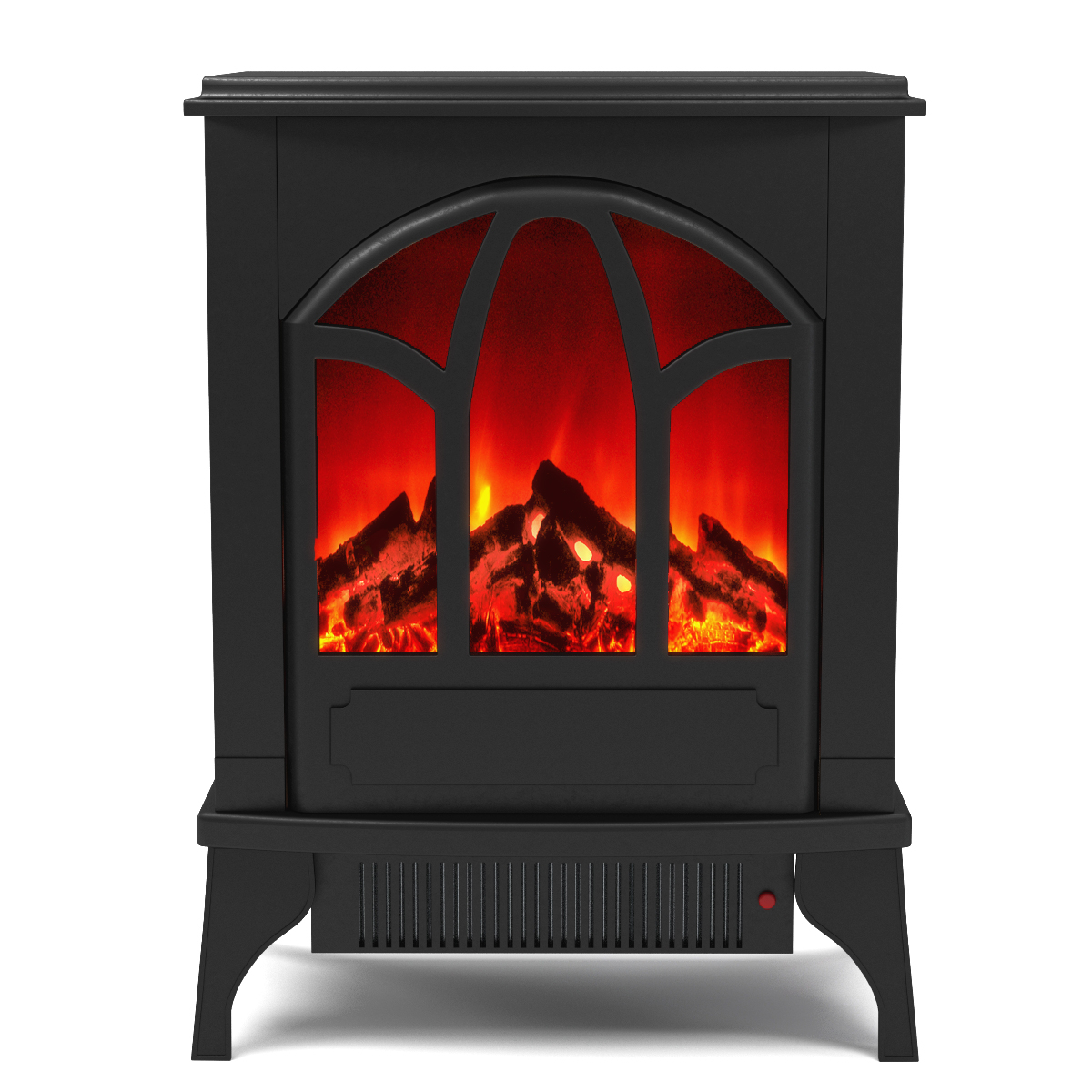 My Gas Fireplace Does Not Heat The Room: Juno Electric Fireplace Free Standing Portable Space