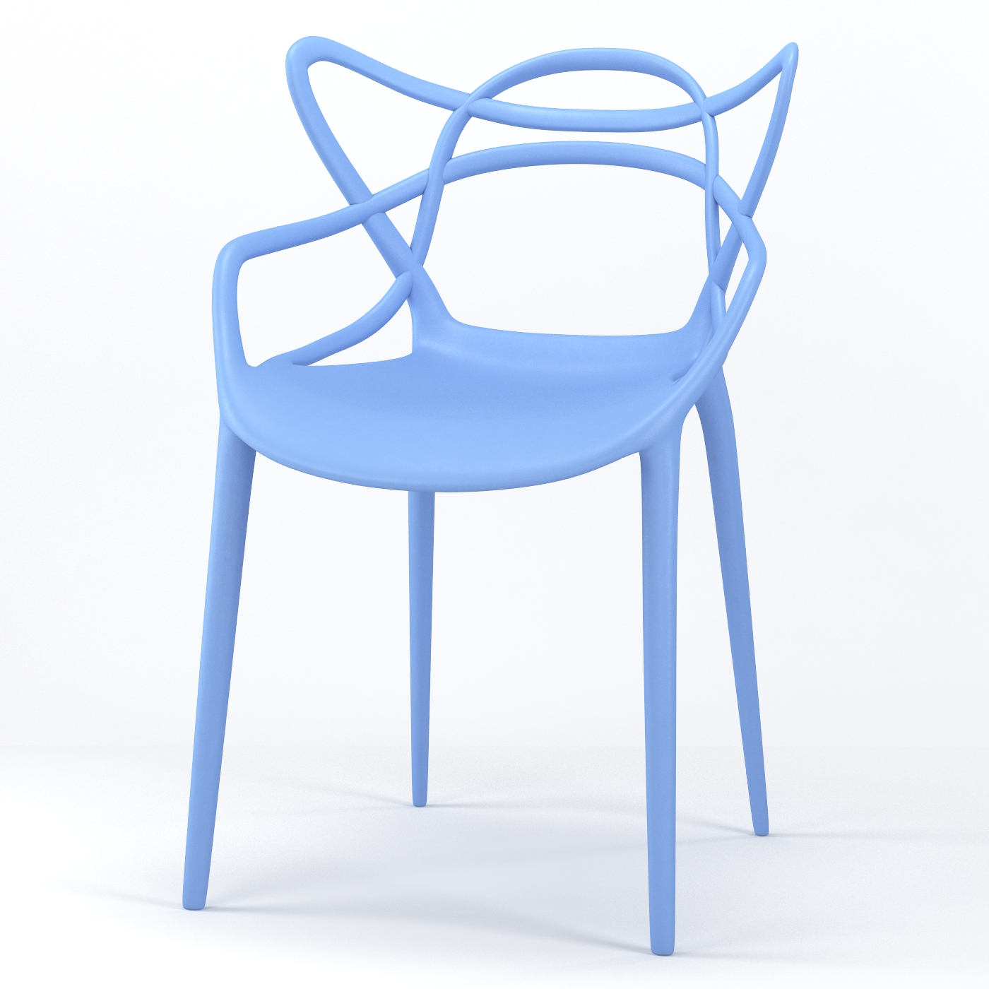 Lace occasional accent dining armchair in blue for Light blue armchair