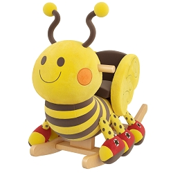 Thomas the Bee Kids' Rocker with Music