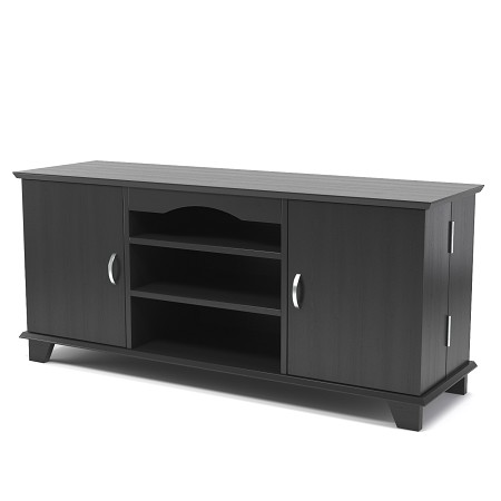 Chester 60 Inch TV Console - Black